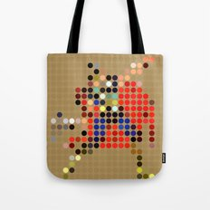 Mr Thunder Tote Bag