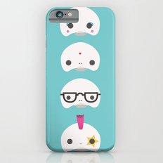 Cute skulls Slim Case iPhone 6s
