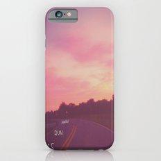 run away road Slim Case iPhone 6s
