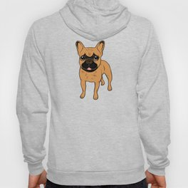 Golden Fawn Frenchie Hoody