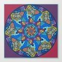 Mountain abstract mandala by angeldecuir