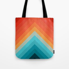 Geometric bands 09 Tote Bag