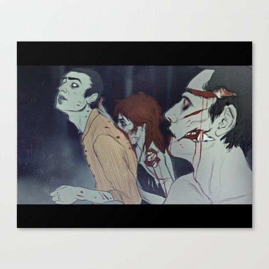 friendsgonebad Canvas Print