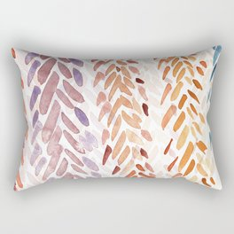 Swish Swish Rectangular Pillow