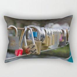 Padlock Rectangular Pillow