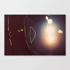 a little flare Canvas Print