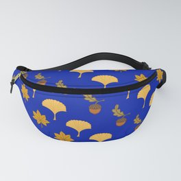 Leaves pattern10 Fanny Pack