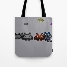 We Are Different Tote Bag