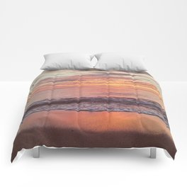 Race Point Sunset Comforters