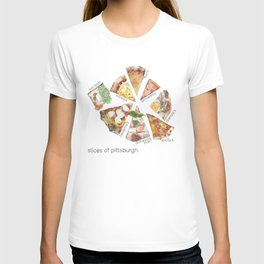 Slices of Pittsburgh T-shirt