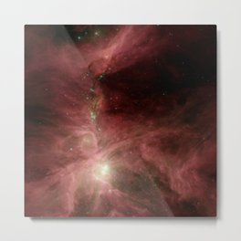 The Sword of Orion Space Galaxy Metal Print