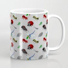 Bichos (Bugs) in pixels Coffee Mug