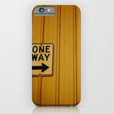 One Way iPhone 6s Slim Case