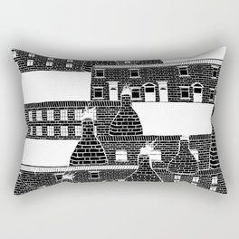 Stoke-On-Trent Rectangular Pillow
