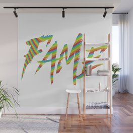 Fame Wall Mural