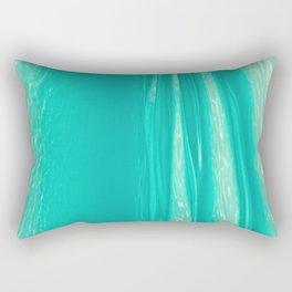 Tropical Water Rectangular Pillow