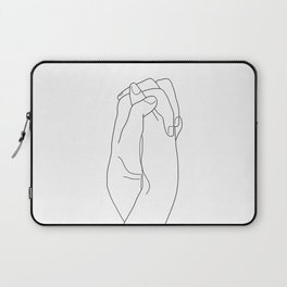 Never Let Me Go II Laptop Sleeve