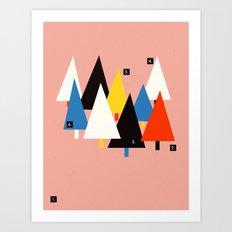 Coloradore 006 Art Print