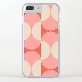 Capsule Modern Clear iPhone Case
