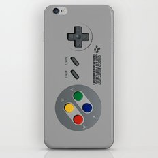 Classic Nintendo Controller iPhone & iPod Skin
