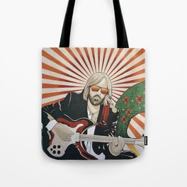Wildflowers (Tom Petty Tribute Mural, Gainesville) Tote Bag
