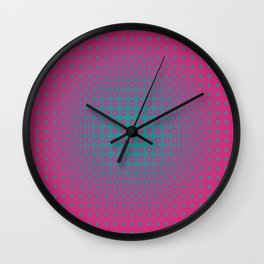 dotted fantasy Wall Clock