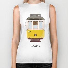 Lisbon Biker Tank