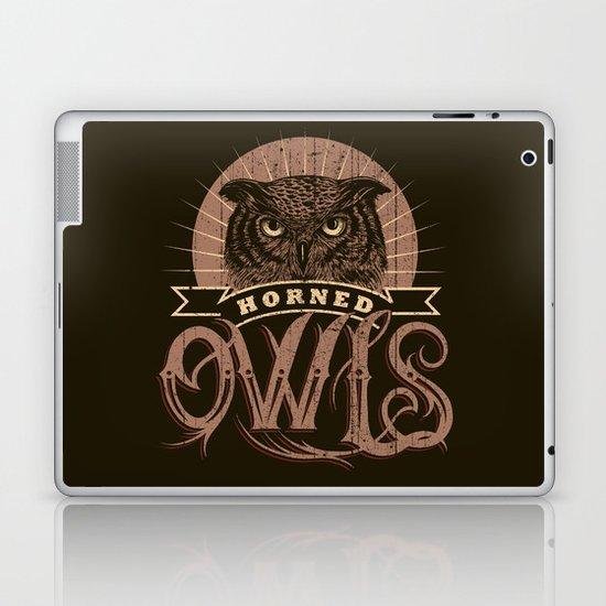 Team Owl Laptop & iPad Skin