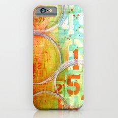 Tequilla Sunrise Slim Case iPhone 6