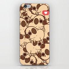 Puglie Heart iPhone & iPod Skin