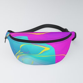 It's Imagination. Breaking Through. Rising Strong Fanny Pack