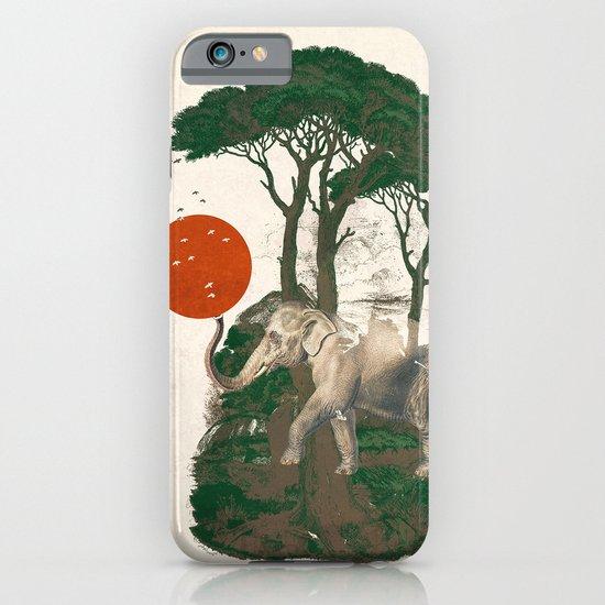 Savanna Sunrise iPhone & iPod Case
