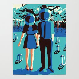 love out of space Poster