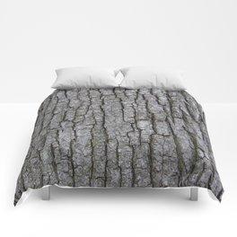 white oak bark Comforters