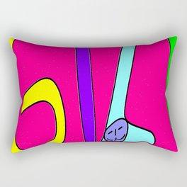 Self P trait Rectangular Pillow