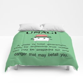 Unagi - Friends Comforters
