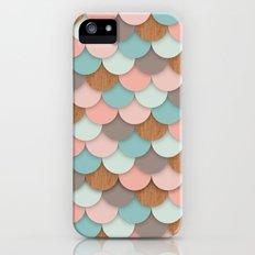 Scallops Slim Case iPhone (5, 5s)