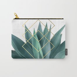 Agave geometrics Carry-All Pouch