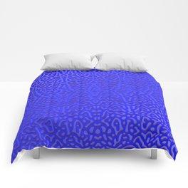 Wet 3D-pattern Comforters