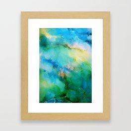 Blellow Framed Art Print
