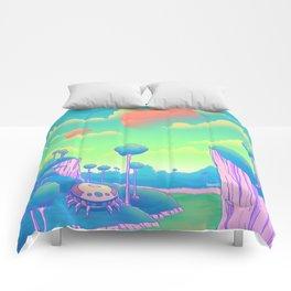 Planet Namek Comforters