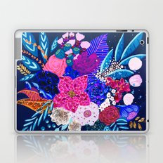 Jewel Bouquet Laptop & iPad Skin