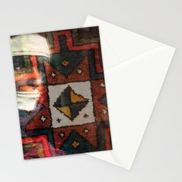 Oriental rug Stationery Cards