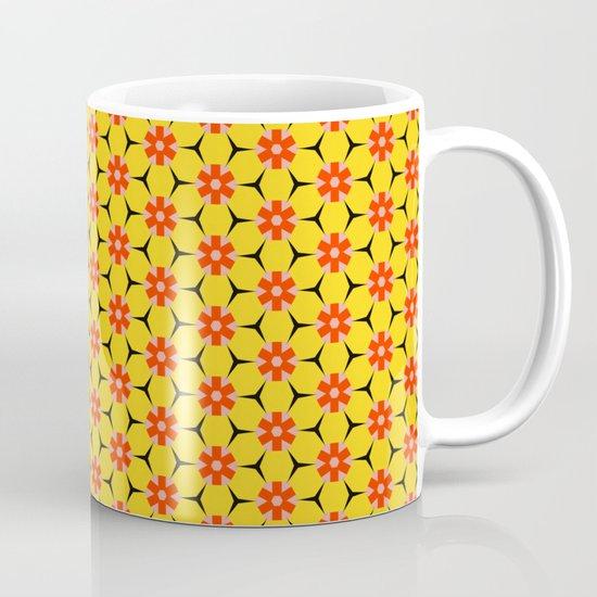 Vandenbosch Yellow Mug