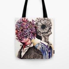 Optimist/Pessimist Tote Bag