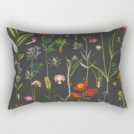 Exquisite Botanical Rectangular Pillow