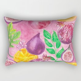Favourite things Rectangular Pillow