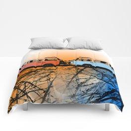 Summer Loving Comforters