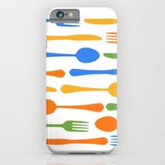 Kitchen Traffic iPhone 6s Slim Case