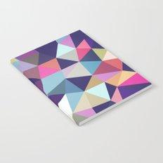 Dark Garden Tris Notebook